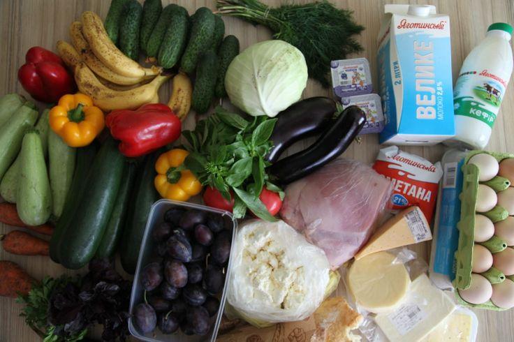 план питания для похудения кроссфит