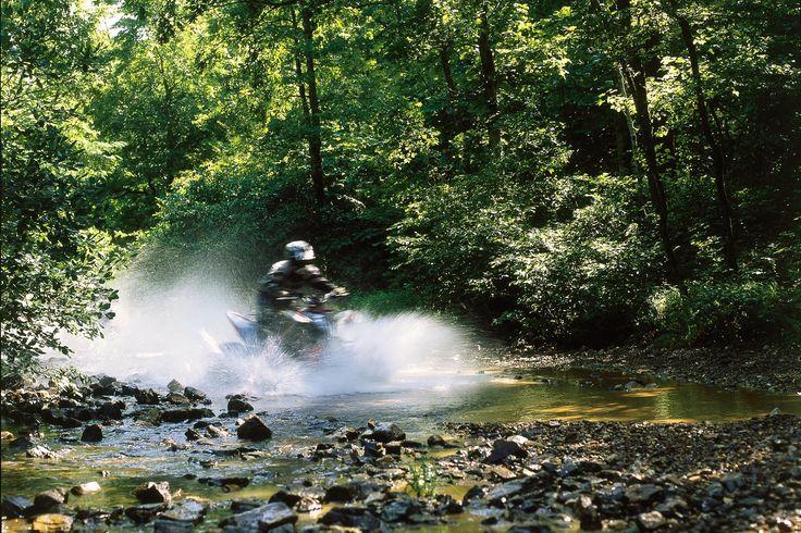 ATV Riding Trails - Best ATV Trails - Arkansas ATV Trail