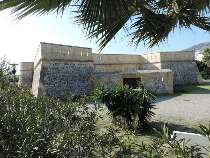 Le château de La Herradura, entre Malaga et Motril