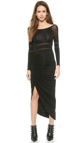 Reverse Сетчатое платье Cameron