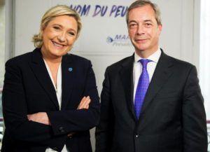 Nigel Farage soutient Marine Le Pen – Journal du jeudi 4 mai 2017