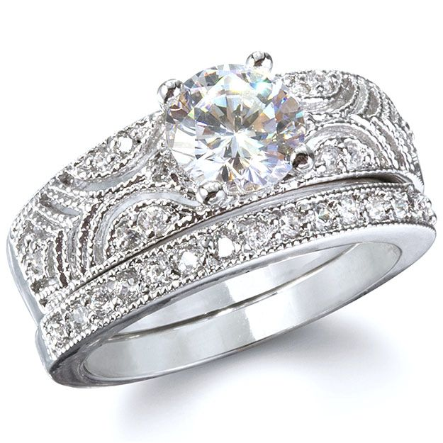 The 53 best images about Wedding Rings on Pinterest Sterling