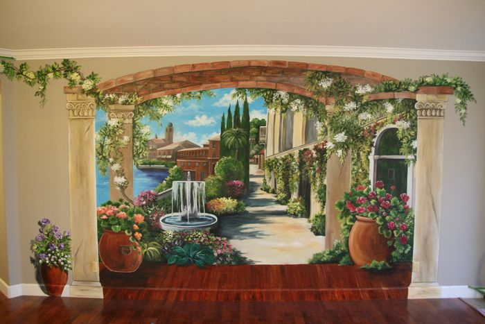 Photo Album posted by Hayley Ferreira on Find a Muralist.