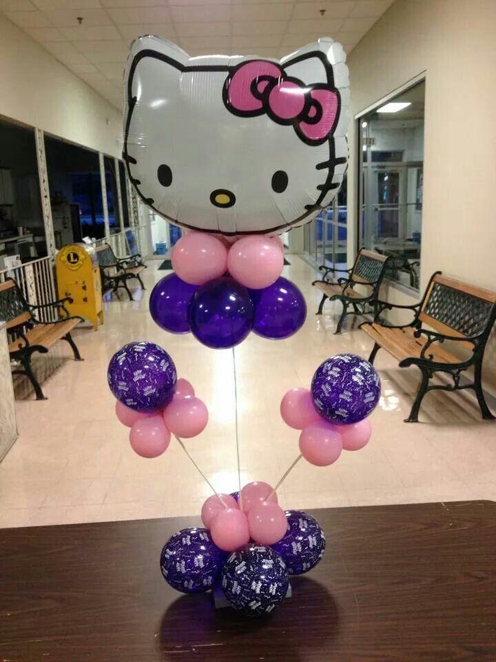Best hello kitty ideas images on pinterest balloon