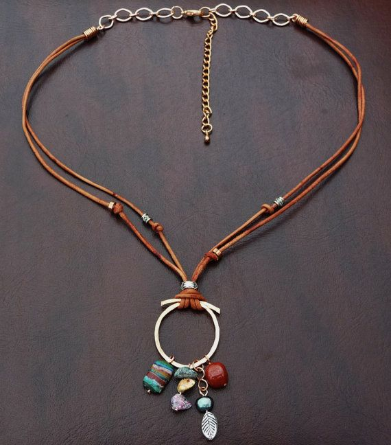 135 best pendants bales post 1214 images on pinterest jewelery mixed metal and leather necklace audiocablefo