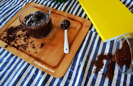 fit vanilya | Dört malzemeli, pişmeyen avokado puding