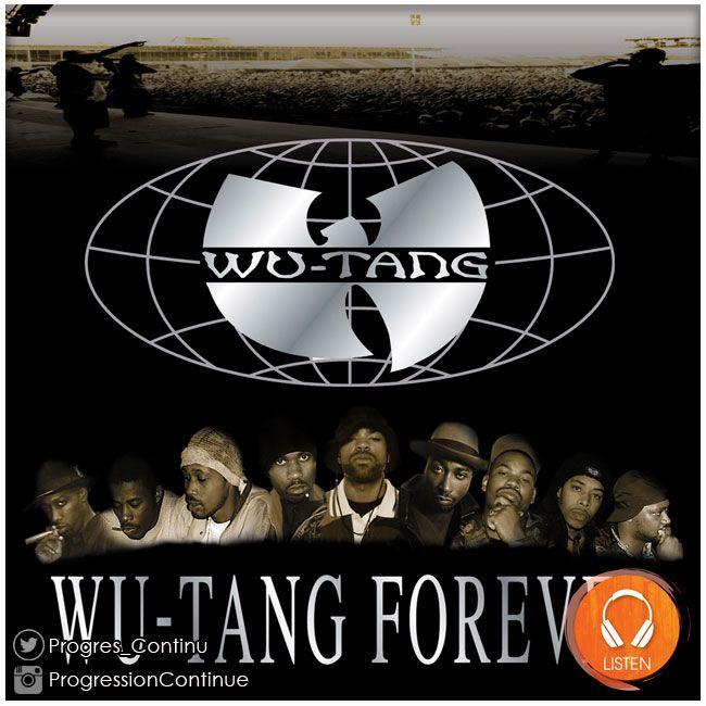 Wu-Tang Clan - Wu-Tang Forever (1997) // Le deuxième Wu-Tang Clan est double et extrêmement attendu. Malgré un support extrêmement réduit de la part des médias, il réussit à se vendre à 650 000 copies lors de la semaine de sa sortie. La chaîne américaine CNN évoque alors le succès de ce groupe atypique extrêmement populaire tandis que le son est éloigné au possible des productions formatées pour la radio. #wu #tang #clan #forever #album #classic