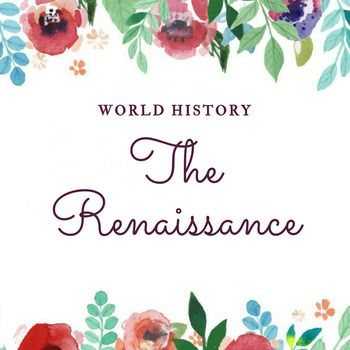 This game was designed for high school students to help them review what they have learned  about the Renaissance. (See below for content.) This purchase includes clues, answer sheets, hint cards, and every digital file that you need for the breakout.