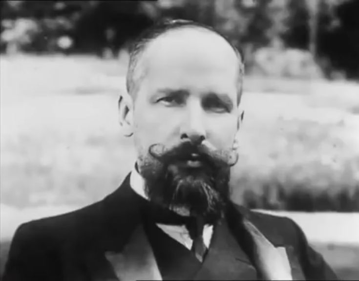 Pyotr Stolypin, Nicholas II's Prime Minister, assassinated in 1911.