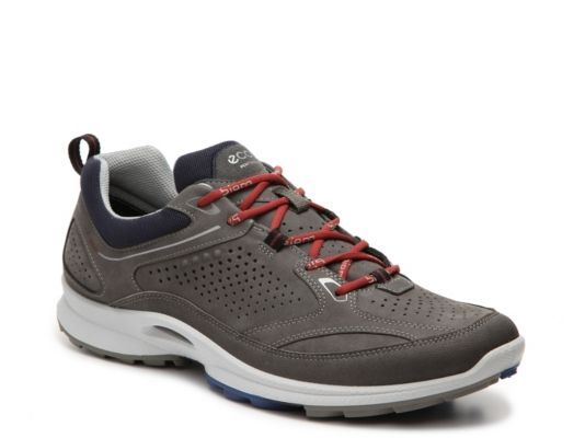 Men's ECCO Biom Ultra Plus Trail Running Shoe - Grey