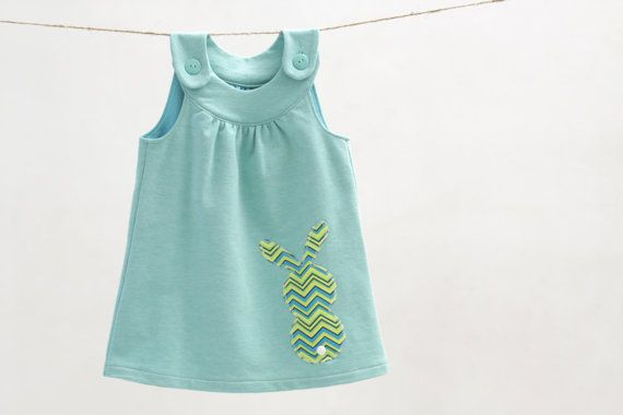 Baby girls Easter dress Toddler girls pinafore dress by mimiikids, $26.00