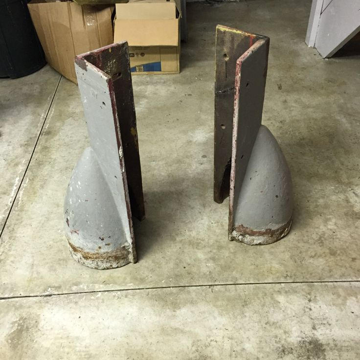 Reclaimed Summit Nj Fire House Corner Guards From The