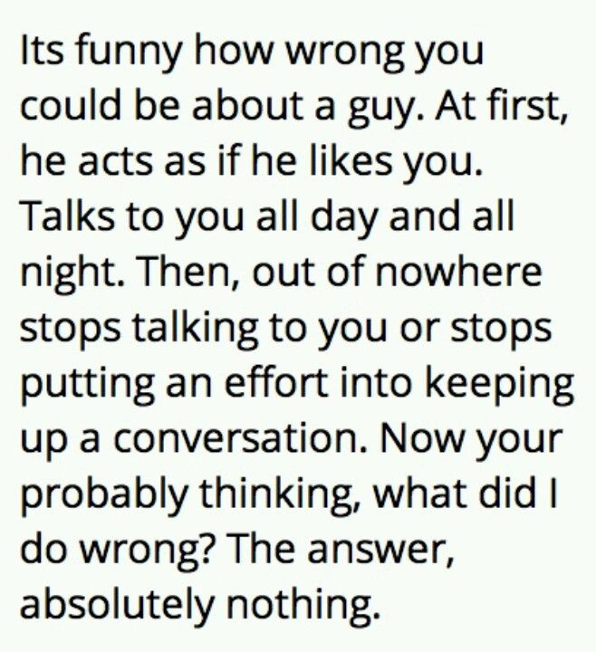 He's not worth it, move on.