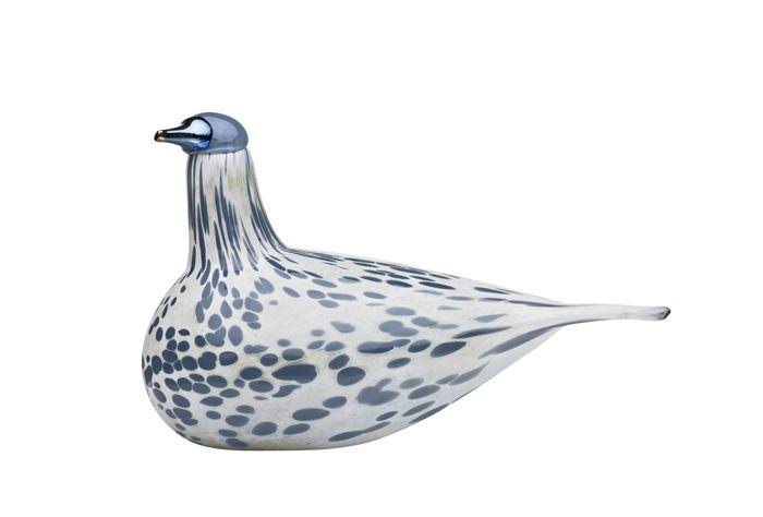 Birds by Toikka-Annual Bird Alder Thrush 210x135mm