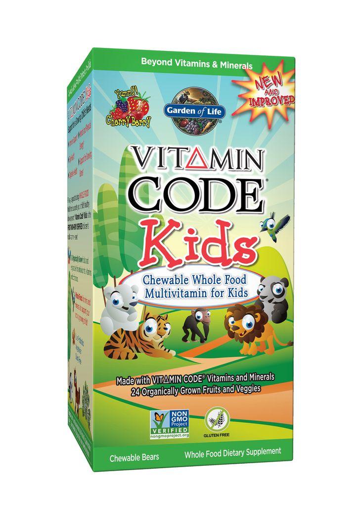 Nature's Happiness - Garden of Life Vitamin Code Kids, Whole Food Multi-vitamin, $12.97 (https://www.natureshappiness.com/garden-of-life-vitamin-code-kids-whole-food-multi-vitamin/)