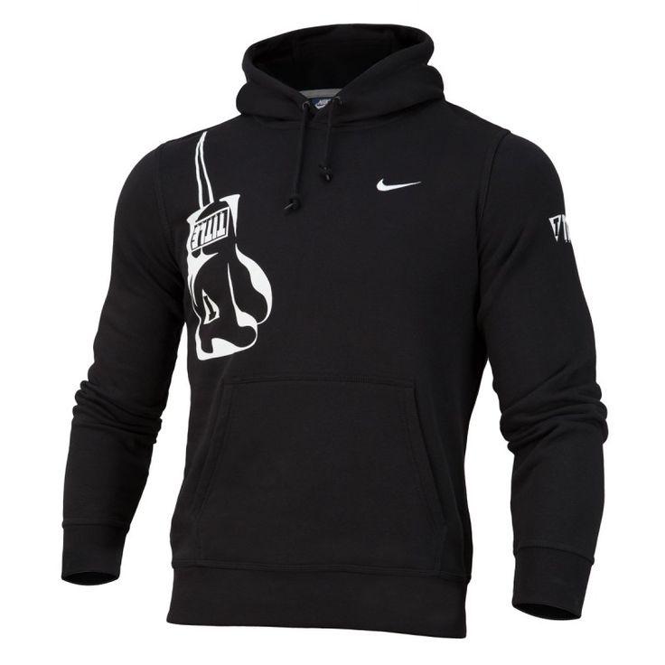 TITLE Boxing Nike Club Hoody