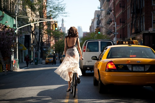 #NewYork #city #riding #cab #female #rider #purefix #purecity