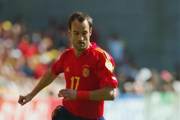 Joseba Etxeberria (SpaIN)