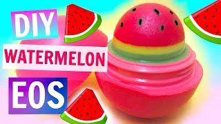 Watermelon eos!!! How cute❤️