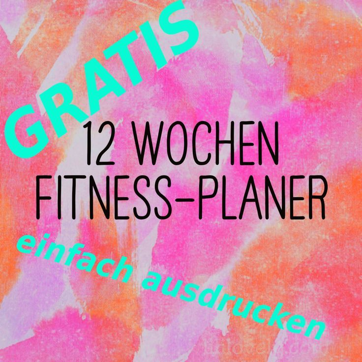 Hol dir deinen gratis Fitness-Planer auf http://lililovely.com  Du kannst deine Mahlzeiten planen, Workout Details niederschreiben, deinen Fortschritt verfolgen und dazu gibts noch viele Motivations-Sprüche :)  #fitness #plan #kalender #gratis #fitnessplaner