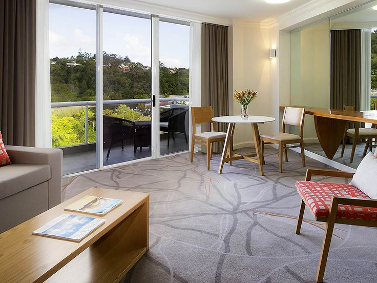 Have a magical stay at Sofitel Noosa Pacific Resort