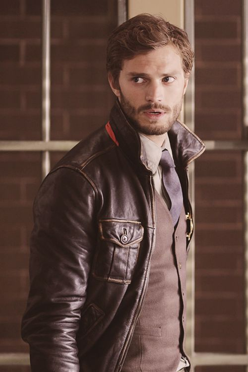 Once upon a time    - Jamie Dornan -  Sheriff Graham – The Huntsman