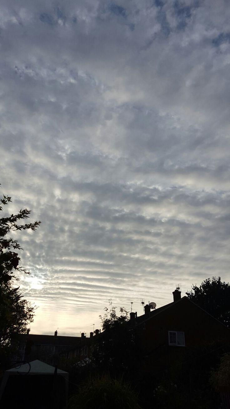 Stripy Clouds