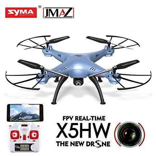 Quadcopter Camera Drone WiFi HD Hover Function Birthday Gift Toys Rc Toy NEW #Syma