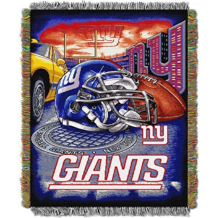 Northwest New York Giants HFA Blanket Nfl new york