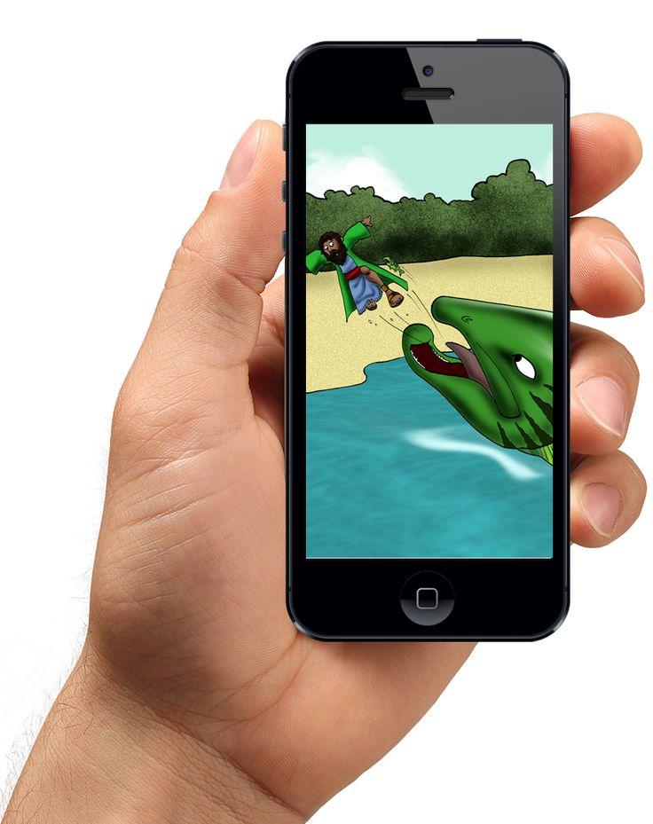Bible Pathway Adventures Bible Story App on iPad and iPad MiniBible Pathway Adventures – Let the Adventures Begin