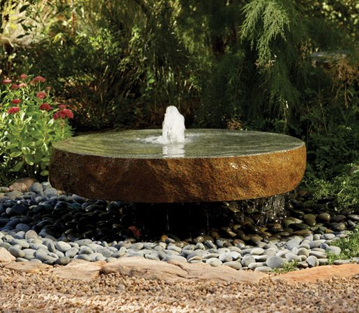from my heritage ~ awesome fountain feature