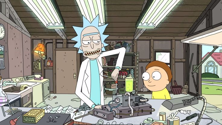 Rick And Morty Tv Rick Sanchez Morty Smith 1080p Wallpaper Hdwallpaper Desktop Morty Smith Rick And Morty Hd Wallpaper