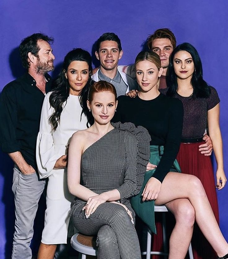 Riverdale Group They're just cool I love this show ♥♥