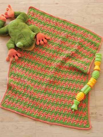 Designer Karen McKenna has created 12 precious wraps that can be completed in a weekend or less! Ripples, in-the-round, and all over stitch patterns are included in the collection and are made using DK and worsted-weight yarns. http://www.maggiescrochet.com/collections/new/products/in-a-weekend-baby-afghans