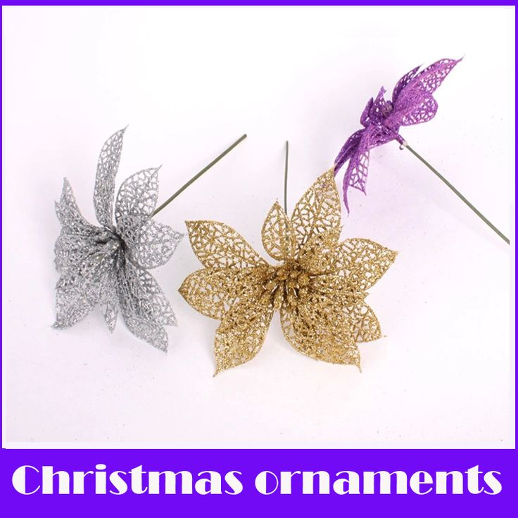 Cheap christmas ornaments felt, Buy Quality christmas favor directly from China christmas tree light covers Suppliers: Merry Christmas 2015!!! New 15 CM 6 Colors Christmas Decorations Flower Artificial Flowers Natal Tr