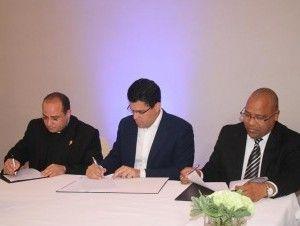 ADN firma acuerdo con organizaciones y sociedad civil para mantener ciudad limpia