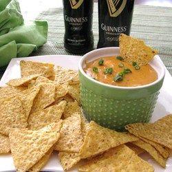 Guinness(R) Beer Cheese Dip - Allrecipes.com (for soft pretzels)