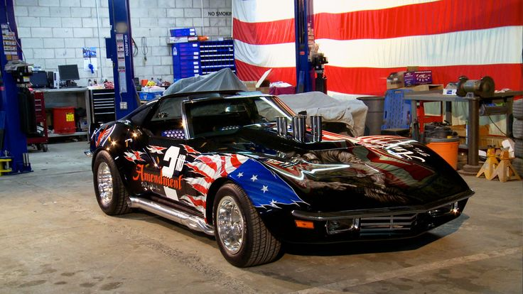 Counting Cars History | Watch An All-American Corvette Video - Counting Cars | HISTORY
