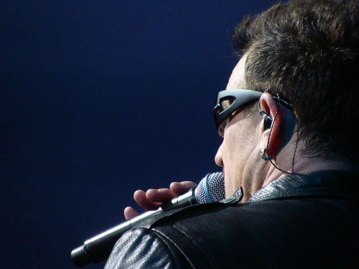 #band #bono #businessman #concert #earplugs #frontman #man #microphone #music #musician #paul david hewson #performance #performer #person #philanthropist #rock #singer #singer songwriter #singing #u2 #venture c