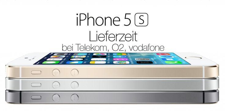 iPhone 5s Lieferzeit mit Vertrag bei Telekom, Vodafone, O2 - http://apfeleimer.de/2013/10/iphone-5s-lieferzeit-mit-vertrag-bei-telekom-vodafone-o2 - Kürzere Lieferzeit fürs iPhone 5s bei der Bestellung eines iPhone 5s mit Telekom Vertrag oder Vertragsverlängerung sowie beim iPhone 5s mit Vertrag bei O2 und vodafone. Während bei der iPhone 5s Bestellung im Apple Store immernoch von 2-3 Wochen Lieferzeit ausgegangen werden muss, kommt man beim ...