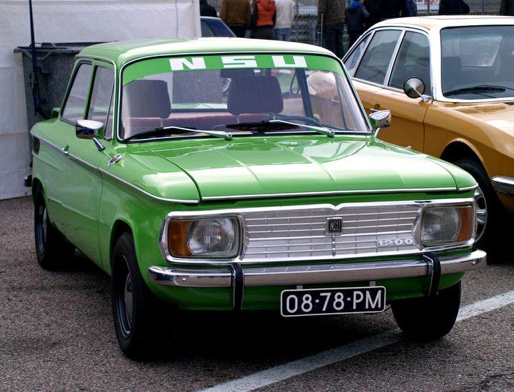 1970 - NSU 1200