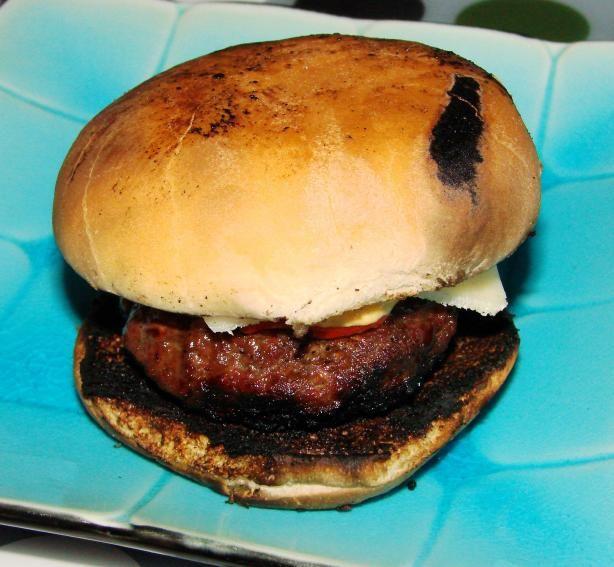 Paleo Savory Beefy Burgers