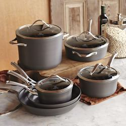 Stainless Steel & Nonstick Cookware Sets | Williams-Sonoma