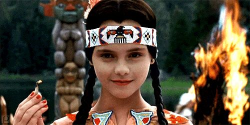 Pin for Later: 25 Reasons You Probably Envied Christina Ricci in the '90s She Took Matters Into Her Own Hands