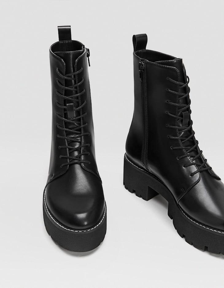 Plateau Boots