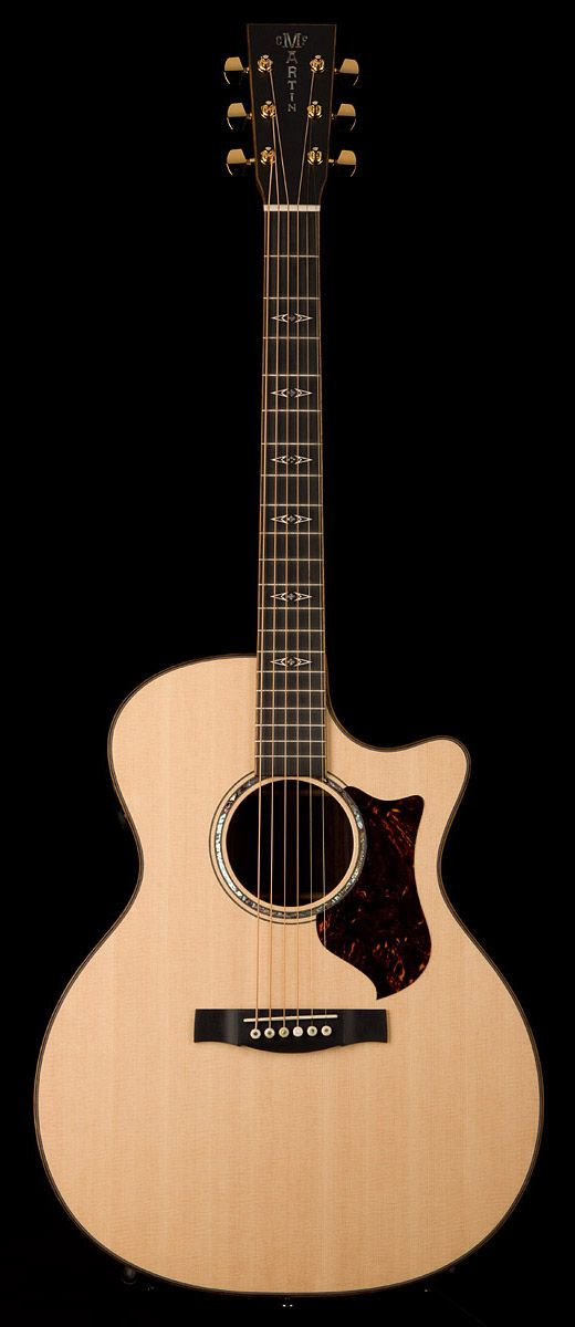 MARTIN GPCPA1 Plus Grand Performer Acoustic-Electric in Natural | Guitar Center
