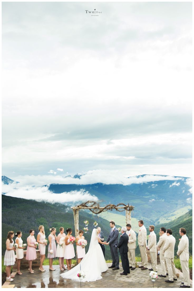 Colorado beach wedding venues
