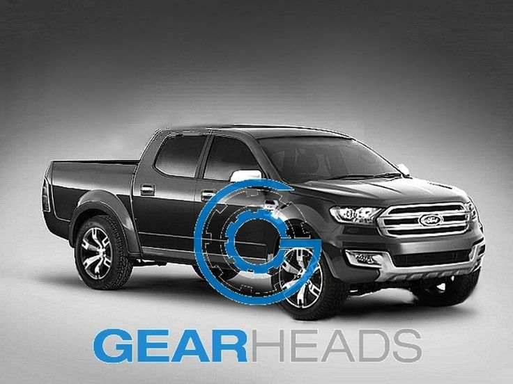 All-New-Ford-Ranger-2016 Gearheads-Side