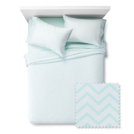 Chevron Sheet Set - Pillowfort™ : Target