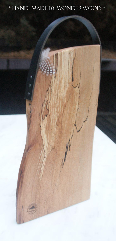 Natural cutting board